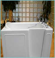 Step In walk-in tub M2653