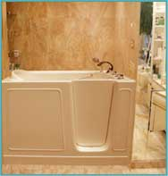 Step In walk-in tub M3150